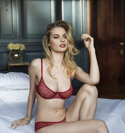 0221c7f74e We understand the importance of what lies beneath so here s our roll call  of what s new and what s happening in lingerie this spring